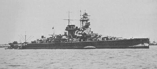 Admiral Graf Spee Adler